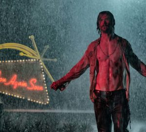 Chris Hemsworth as Billy Lee in Bad Times at the El Royale
