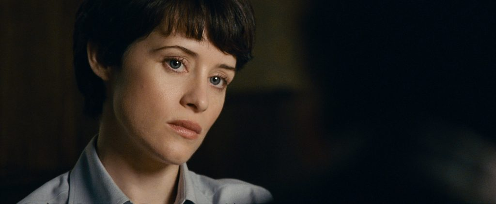 Claire Foy as Janet Armstrong