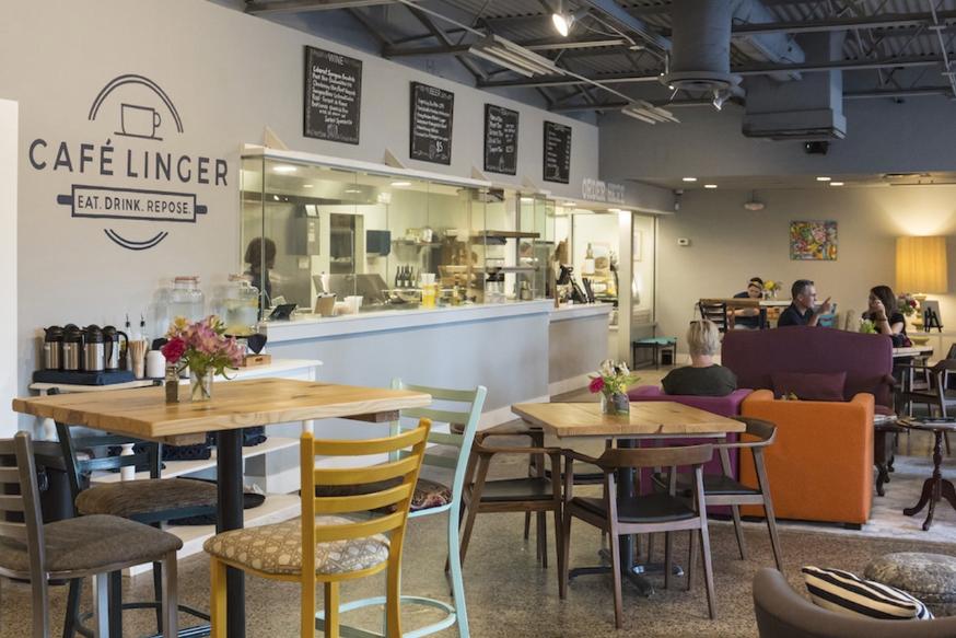 Cafe Linger Orlando Florida