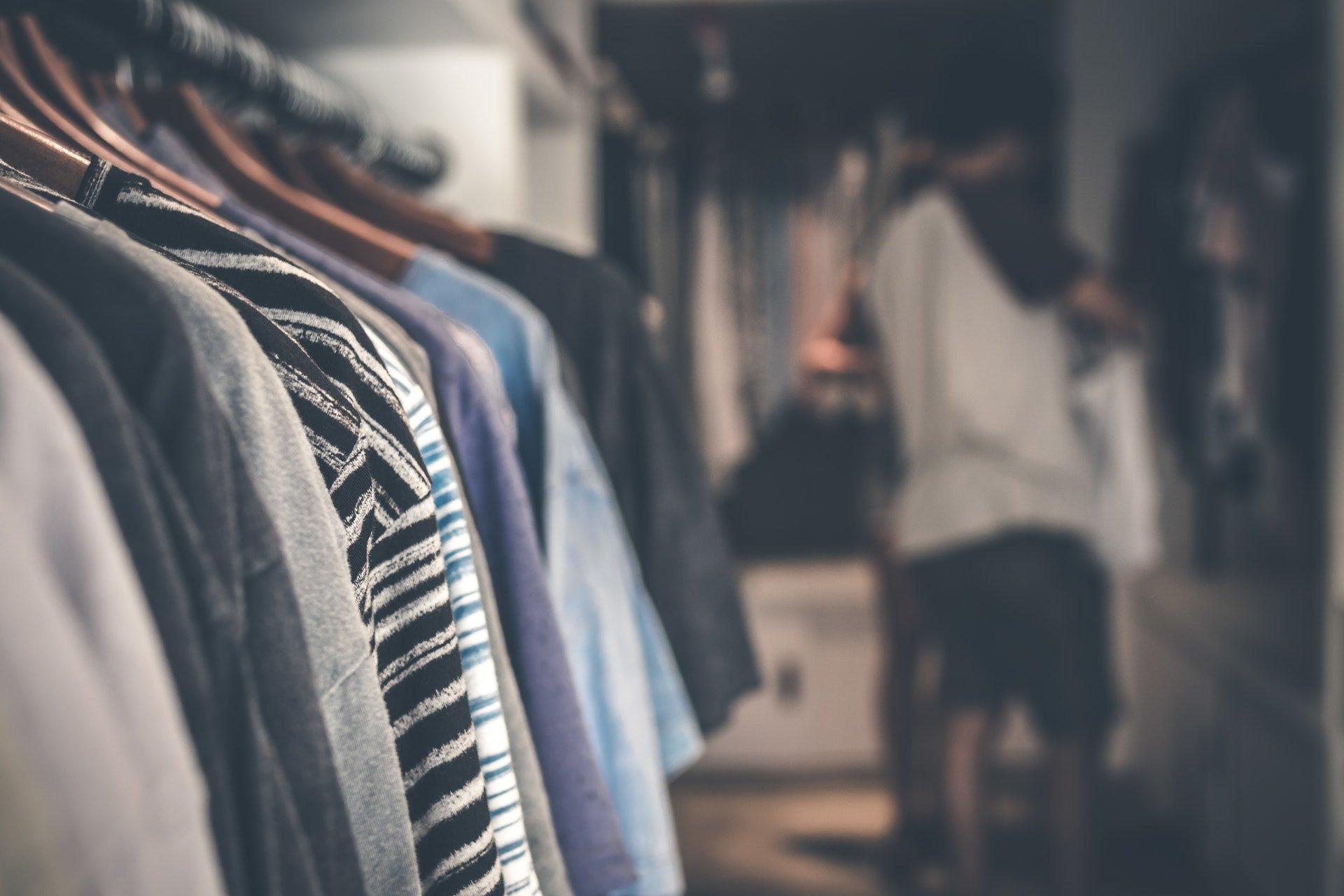 mens clothes store